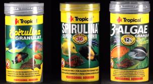 Te presentamos los alimentos de la línea verde de Tropical